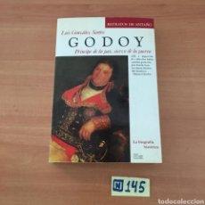Libros de segunda mano: GODOY. Lote 214149908