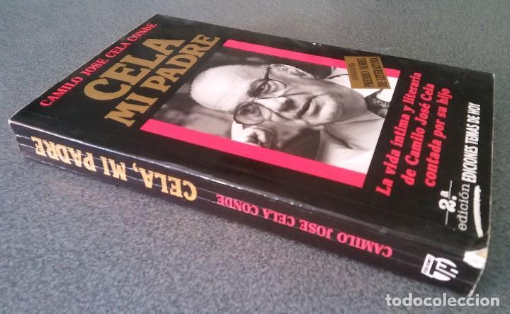 Libros de segunda mano: Cela Mi Padre Camilo Jose Cela Conde - Foto 2 - 214295520