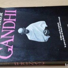 Libros de segunda mano: GANDHI - LOUIS FISCHER - PLAZA JANES P403. Lote 214513391