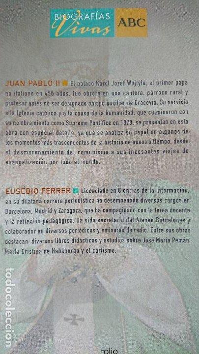 Libros de segunda mano: Bill Gates; Juan Carlos; Juan Pablo II - Riccardo Staglianò; Paul Preston; Eusebio Ferrer - Biogr - Foto 9 - 214550542