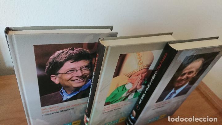 Libros de segunda mano: Bill Gates; Juan Carlos; Juan Pablo II - Riccardo Staglianò; Paul Preston; Eusebio Ferrer - Biogr - Foto 2 - 214550542