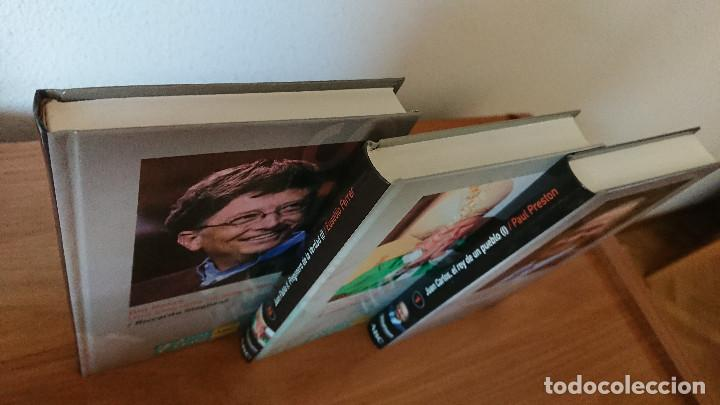 Libros de segunda mano: Bill Gates; Juan Carlos; Juan Pablo II - Riccardo Staglianò; Paul Preston; Eusebio Ferrer - Biogr - Foto 3 - 214550542