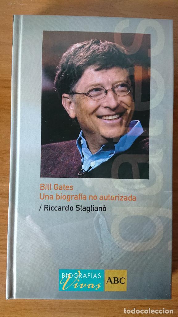 Libros de segunda mano: Bill Gates; Juan Carlos; Juan Pablo II - Riccardo Staglianò; Paul Preston; Eusebio Ferrer - Biogr - Foto 4 - 214550542