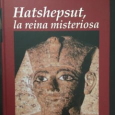 Livros em segunda mão: HATSHEPSUT, LA REINA MISTERIOSA, CHRISTIANE DESROCHES NOBLECOURT. Lote 215177218