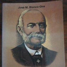 Libros de segunda mano: LUIS DE TRELLES: ABOGADO, PERIODISTA, POLÍTICO. FUNDADOR DE LA A.N.E. - JOSÉ M. BLANCO-ONS. Lote 215644890