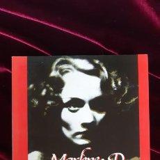 Libros de segunda mano: MARLÈNE D. POR MARLÈNE DIETRICH - MARLÈNE DIETRICH - ULTRAMAR 1985. Lote 216370292