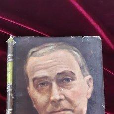 Libros de segunda mano: VERDAGUER. AMB LA LIRA I EL CALZE - JOSEP MIRACLE - AYMÀ 1952. Lote 216370297