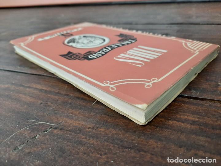 Libros de segunda mano: TALLEYRAND, VIDAS - HECTOR DEL VALLE - EDICIONES ATLAS, 1943, MADRID - Foto 10 - 217019002