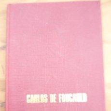 Libros de segunda mano: CARLOS DE FOUCAULD - SERGIO C. LORIT - EDICIONES PAULINAS, 1968. Lote 217932410