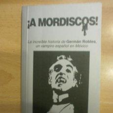 Libros de segunda mano: JESÚS PALACIO-A MORDISCOS!. Lote 218364973