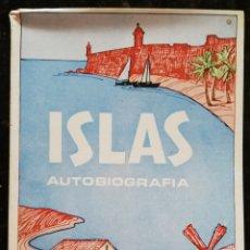 Libros de segunda mano: ISLAS, AUTOBIOGRAFÍA - 1976~2ª ED. - ESPERANZA MAYOL ALCOVER - IMP. MOSSÈN ALCOVER, PALMA (MALLORCA). Lote 218539681