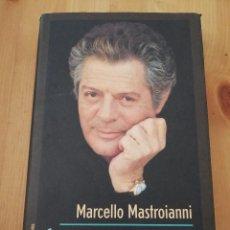 Libros de segunda mano: SÍ, YA ME ACUERDO... (MARCELLO MASTROIANNI). Lote 218595417