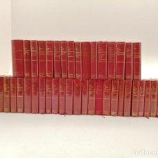 Libros de segunda mano: JOSEP PLA, OBRA COMPLETA, (ED. DESTINO), 45 VOLÚMENES, PRIMERA EDICIÓN 1984. Lote 218883957
