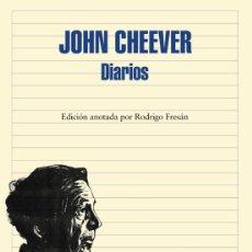 Libros de segunda mano: JOHN CHEEVER . DIARIOS.- NUEVO. Lote 218941883
