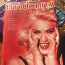 Libros de segunda mano: MADONNA - J RANDY TARABORRELLI - 2001. Lote 218966860