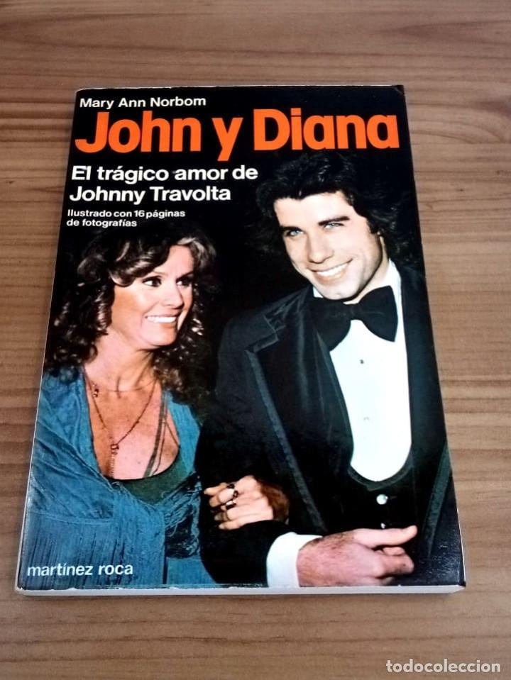 Libros de segunda mano: JOHN Y DIANA. NORBOM, MARY ANN. MARTÍNEZ ROCA. 1 ª ED 1979 NUEVO - Foto 2 - 219667696