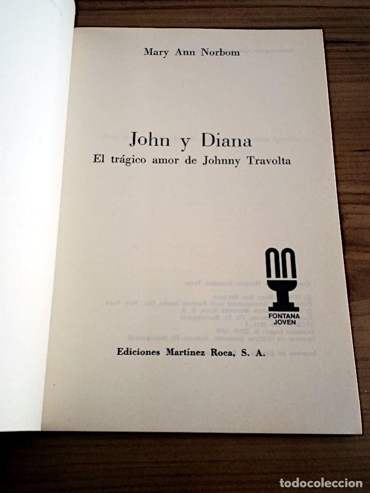 Libros de segunda mano: JOHN Y DIANA. NORBOM, MARY ANN. MARTÍNEZ ROCA. 1 ª ED 1979 NUEVO - Foto 3 - 219667696