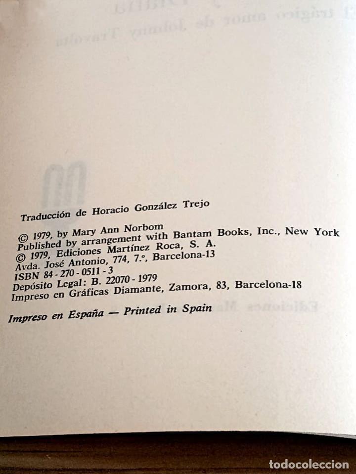 Libros de segunda mano: JOHN Y DIANA. NORBOM, MARY ANN. MARTÍNEZ ROCA. 1 ª ED 1979 NUEVO - Foto 5 - 219667696