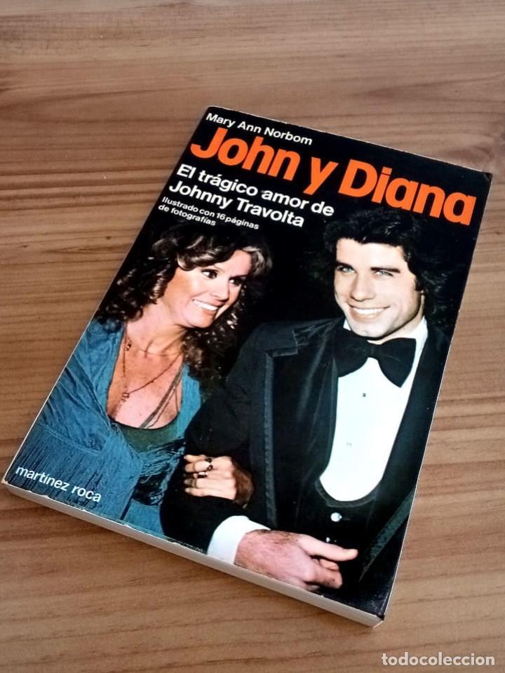 Libros de segunda mano: JOHN Y DIANA. NORBOM, MARY ANN. MARTÍNEZ ROCA. 1 ª ED 1979 NUEVO - Foto 9 - 219667696