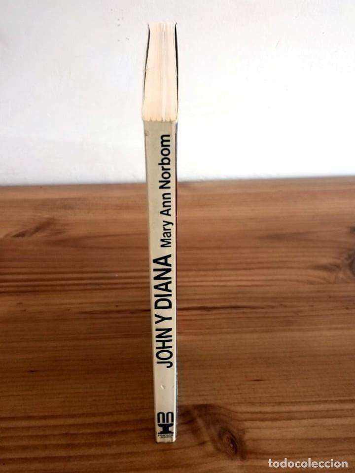 Libros de segunda mano: JOHN Y DIANA. NORBOM, MARY ANN. MARTÍNEZ ROCA. 1 ª ED 1979 NUEVO - Foto 6 - 219667696