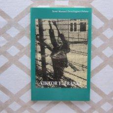 Libros de segunda mano: VIKTOR E. FRANKL - XOSE MANUEL DOMÍNGUEZ (COLECCIÓN SINERGIA SERIE VERDE). Lote 220468097