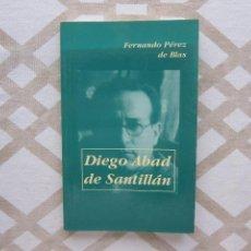 Libros de segunda mano: DIEGO ABAD DE SANTILLÁN - FERNANDO PÉREZ DE BLAS (COLECCIÓN SINERGIA SERIE VERDE). Lote 220468297