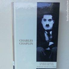 Libros de segunda mano: CHARLES CHAPLIN EL GENIO DEL CINE. Lote 220785603