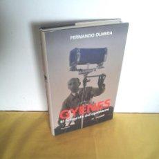 Libros de segunda mano: FERNANDO OLMEDA - GYENES, EL FOTÓGRAFO DEL OPTIMISMO - EDICIONES PENÍNSULA 2011. Lote 220805435