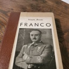 Libros de segunda mano: LIBRO FRANCO POR JOAQUIN ARRARAS. Lote 220947450