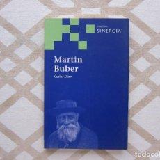 Libros de segunda mano: MARTIN BUBER - CARLOS DÍAZ (COLECCIÓN SINERGIA). Lote 221345451