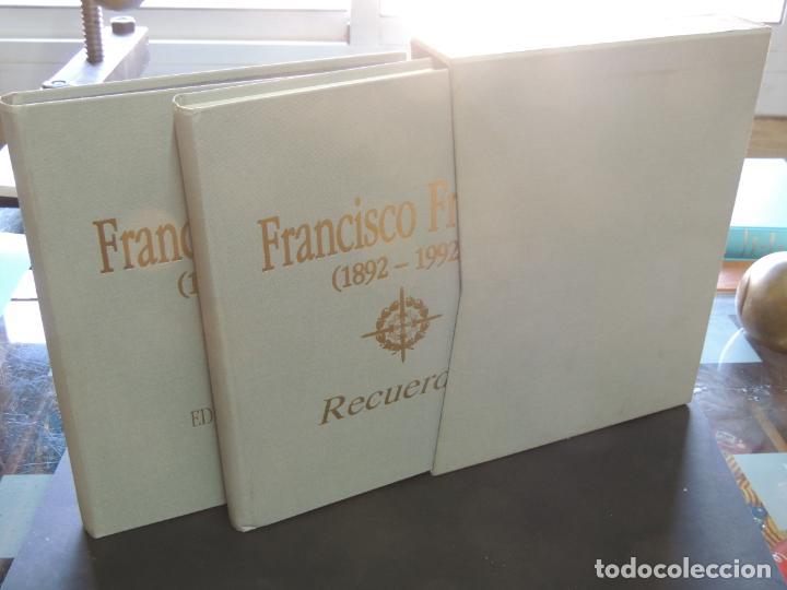FRANCISCO FRANCO (1892-1992). RECUERDOS. EDICIÓN FACSÍMIL.- VV.AA. (Libros de Segunda Mano - Biografías)