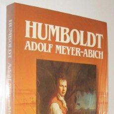 Libros de segunda mano: HUMBOLDT - ADOLF MEYER-ABICH - ILUSTRADO. Lote 221656006