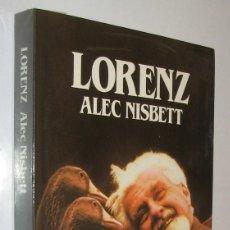 Libros de segunda mano: LORENZ - ALEC NISBETT - ILUSTRADO. Lote 221656592