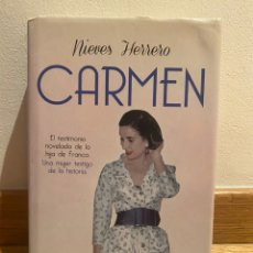 Libros de segunda mano: NIEVES HERRERO CARMEN. Lote 221732212