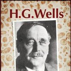 Libros de segunda mano: H.G. WELLS. EXPERIMENTO EN AUTOBIOGRAFIA-NUEVO. Lote 221841073