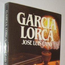 Libros de segunda mano: GARCIA LORCA - JOSE LUIS CANO - ILUSTRADO. Lote 221899702
