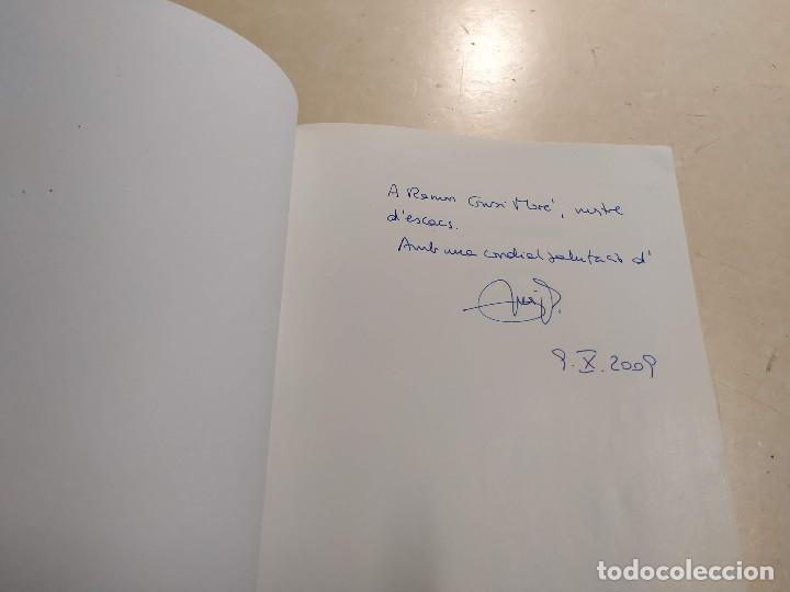 Libros de segunda mano: DICCIONARI BIOGRÀFIC DE LALT EMPORDÀ - INÉS PADROSA GARGOT - DEDICAT - Foto 2 - 221930303