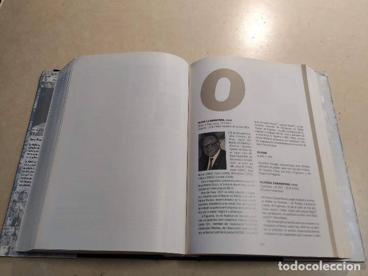 Libros de segunda mano: DICCIONARI BIOGRÀFIC DE LALT EMPORDÀ - INÉS PADROSA GARGOT - DEDICAT - Foto 4 - 221930303