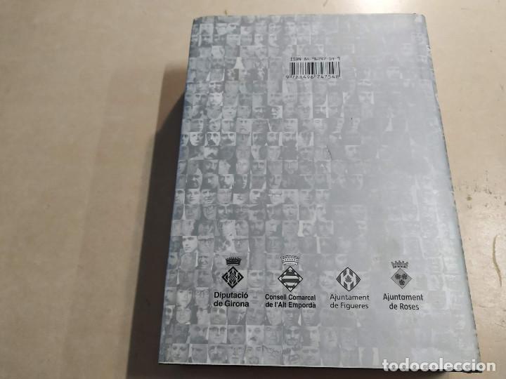Libros de segunda mano: DICCIONARI BIOGRÀFIC DE LALT EMPORDÀ - INÉS PADROSA GARGOT - DEDICAT - Foto 6 - 221930303