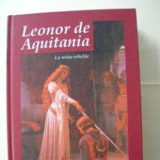 Libros de segunda mano: LEONOR DE AQUITANIA / JEAN FLIORI. Lote 221968550