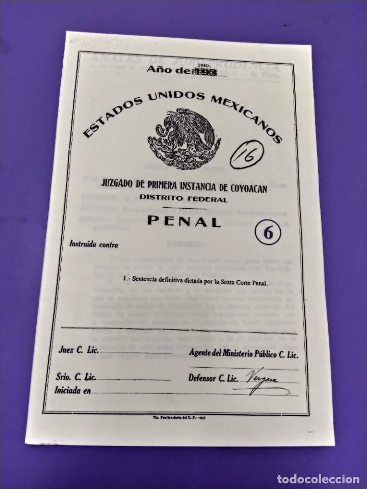 Libros de segunda mano: BOX 37cm.EL CASO TROTSKY.PRESENTACION DE UN PROCESO POR RAUL CARRANCA Y RIVAS.CONEPOD MEXICO D.F1994 - Foto 12 - 222396180