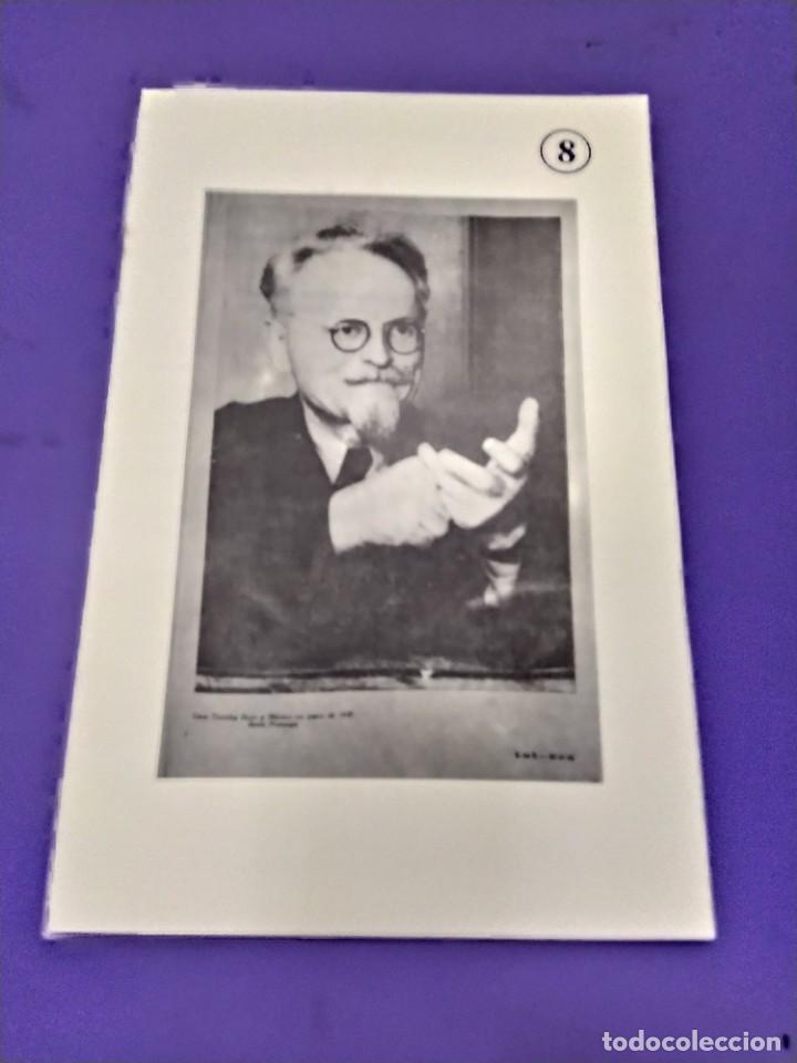 Libros de segunda mano: BOX 37cm.EL CASO TROTSKY.PRESENTACION DE UN PROCESO POR RAUL CARRANCA Y RIVAS.CONEPOD MEXICO D.F1994 - Foto 14 - 222396180