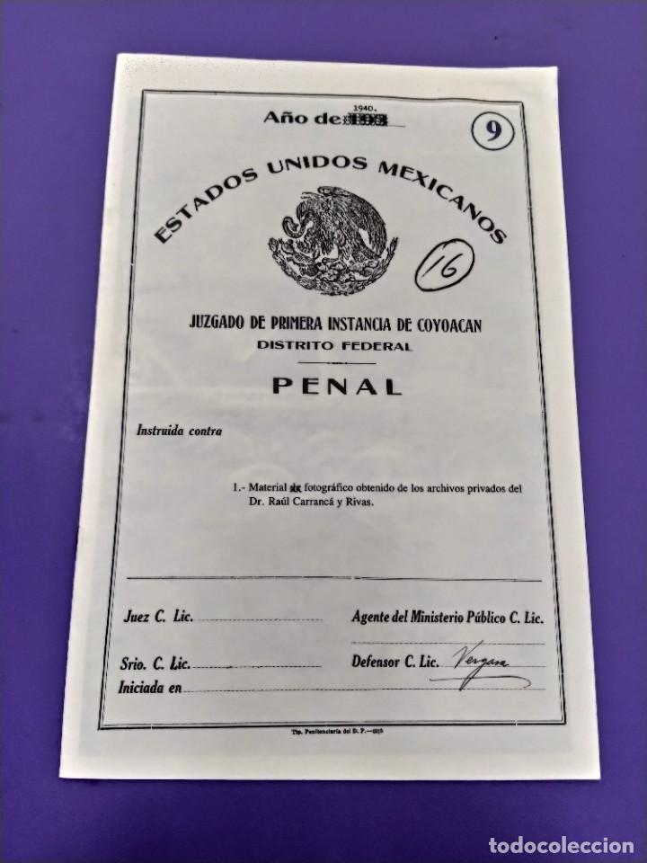 Libros de segunda mano: BOX 37cm.EL CASO TROTSKY.PRESENTACION DE UN PROCESO POR RAUL CARRANCA Y RIVAS.CONEPOD MEXICO D.F1994 - Foto 15 - 222396180