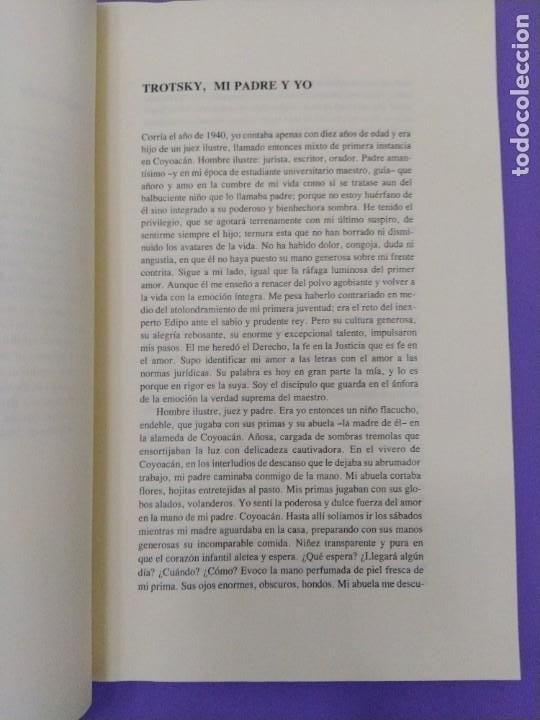 Libros de segunda mano: BOX 37cm.EL CASO TROTSKY.PRESENTACION DE UN PROCESO POR RAUL CARRANCA Y RIVAS.CONEPOD MEXICO D.F1994 - Foto 17 - 222396180