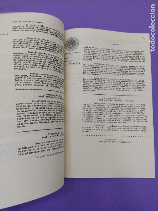 Libros de segunda mano: BOX 37cm.EL CASO TROTSKY.PRESENTACION DE UN PROCESO POR RAUL CARRANCA Y RIVAS.CONEPOD MEXICO D.F1994 - Foto 35 - 222396180