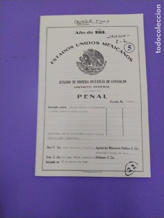 Libros de segunda mano: BOX 37cm.EL CASO TROTSKY.PRESENTACION DE UN PROCESO POR RAUL CARRANCA Y RIVAS.CONEPOD MEXICO D.F1994 - Foto 41 - 222396180