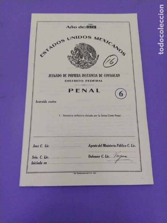 Libros de segunda mano: BOX 37cm.EL CASO TROTSKY.PRESENTACION DE UN PROCESO POR RAUL CARRANCA Y RIVAS.CONEPOD MEXICO D.F1994 - Foto 42 - 222396180