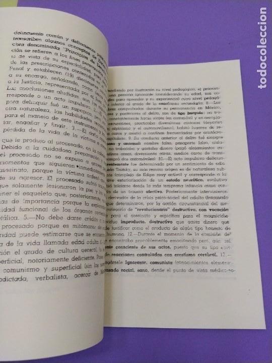 Libros de segunda mano: BOX 37cm.EL CASO TROTSKY.PRESENTACION DE UN PROCESO POR RAUL CARRANCA Y RIVAS.CONEPOD MEXICO D.F1994 - Foto 43 - 222396180