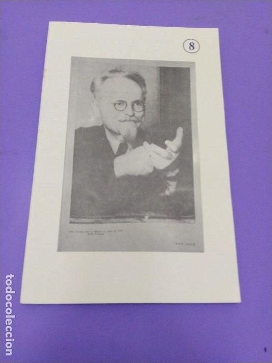 Libros de segunda mano: BOX 37cm.EL CASO TROTSKY.PRESENTACION DE UN PROCESO POR RAUL CARRANCA Y RIVAS.CONEPOD MEXICO D.F1994 - Foto 48 - 222396180