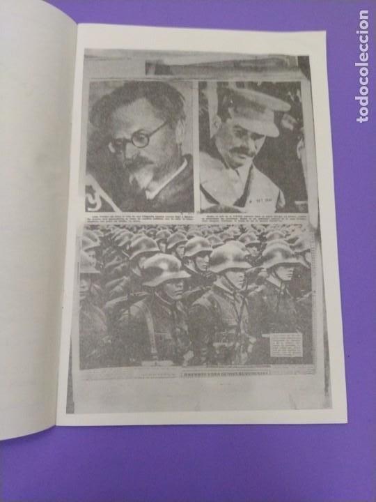 Libros de segunda mano: BOX 37cm.EL CASO TROTSKY.PRESENTACION DE UN PROCESO POR RAUL CARRANCA Y RIVAS.CONEPOD MEXICO D.F1994 - Foto 53 - 222396180